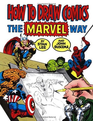 How To Draw Comics The Marvel Way by Stan Lee & John Buscema